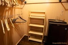 Lavender Room Closet