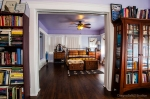 Master Bedroom Suite, from Study with view of Bedroom