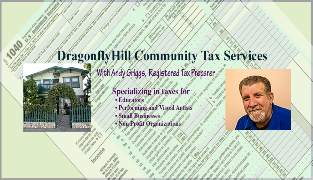 DragonflyHill Community Tax Services