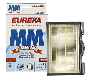 Genuine Eureka MM HEPA Filter 60666B - 1 filter